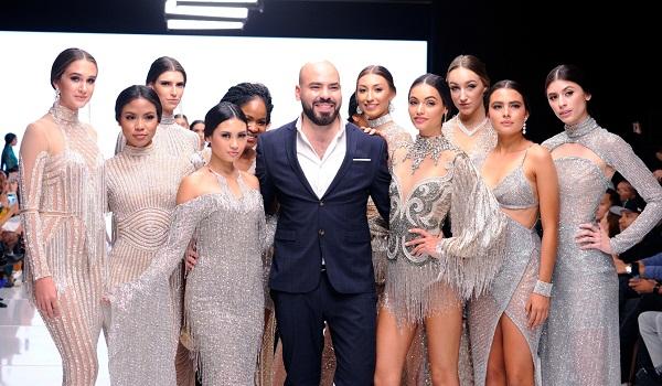 Elie Madi Fashion Show Photos - Los Angeles Fashion Week SS18 Art Hearts Fashion