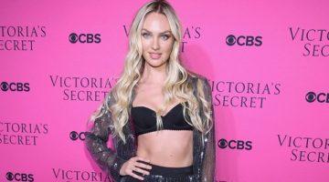 Victoria's Secret Angels Gather To Watch The 2017 Victoria's Secret Fashion Show