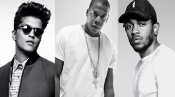 JAY-Z LEADS GRAMMY® NOMINATIONS WITH EIGHT; KENDRICK LAMAR FOLLOWS WITH SEVEN, AND BRUNO MARS WITH SIX