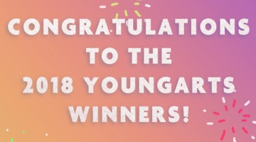 YoungArts Announces 2018 Winners: 757 Young Artists Across 47 States