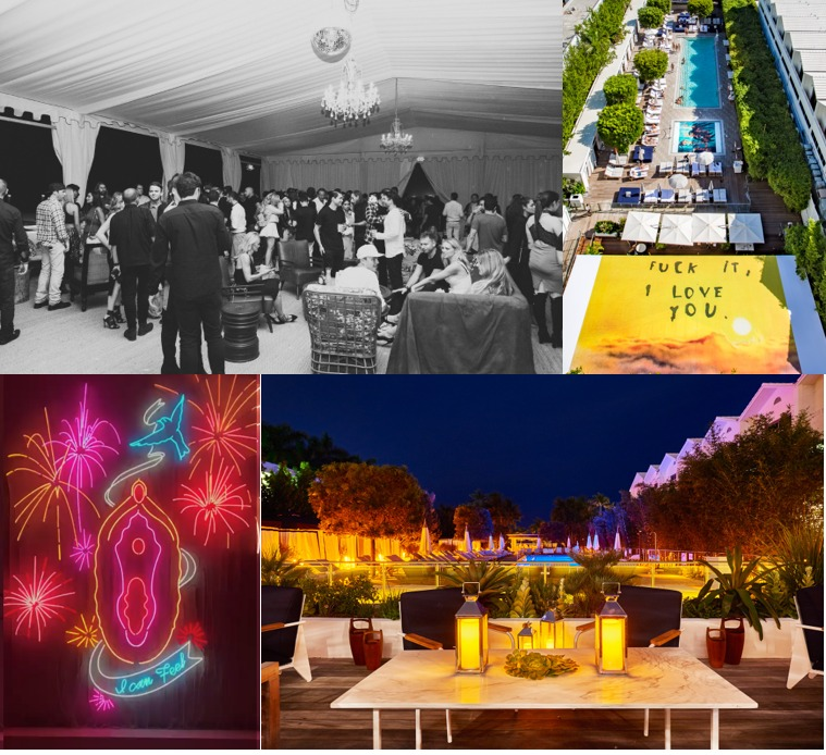 Nautilus Private & Public Events for Art Basel