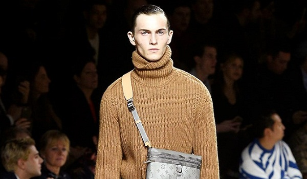 Louis Vuitton Fall Winter 2018 Menswear Collections - Milan Fashion Week