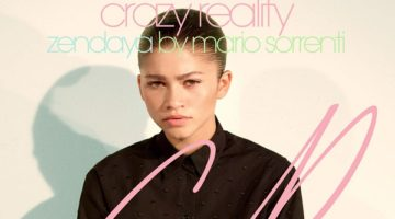 CR Fashion Book Issue 12-Zendaya Cover by Mario Sorrenti (2)
