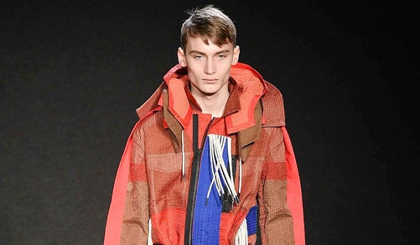 CRAIG GREEN MENSWEAR LONDON FASHION WEEK FALL WINTER 2018