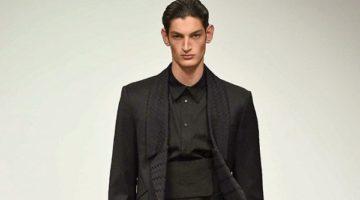 D.GNAK Menswear London Fashion Week Fall Winter 2018