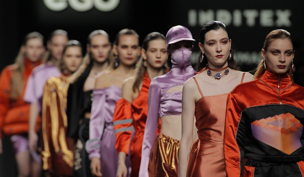 CHERRY MASSIA Mercedes-Benz Fashion Week Madrid