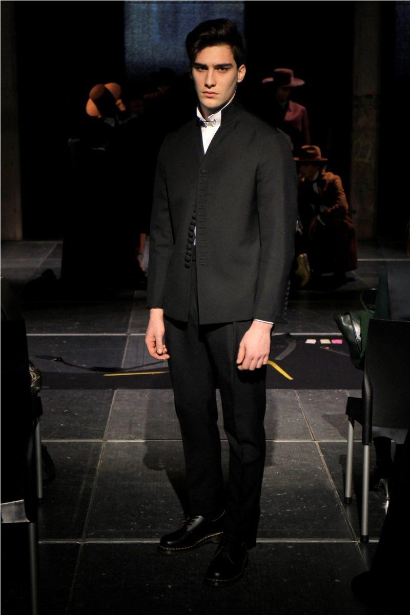 OTEYZA Runway Show - Mercedes-Benz Fashion Week Madrid