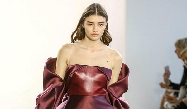 Bibhu Mohapatra Fall Winter 2018 Womenswear at New York Fashion Week