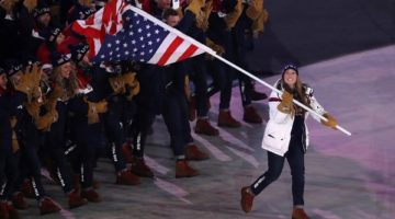 Olympians Capture the Excitement of the Olympic Winter Games PyeongChang 2018