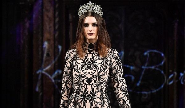 Kenneth barlis Art Hearts Fashion - New York Fashion Week 2018