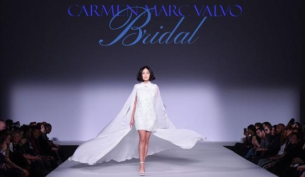 Carmen Marc Valvo & Lotus Threads FW'18 Bridal Showcase During New York Fashion Week Presented by Style Fashion Week