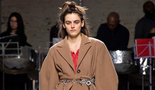 Isa Arfen Fall Winter 2018 Runway Show London Fashion Week