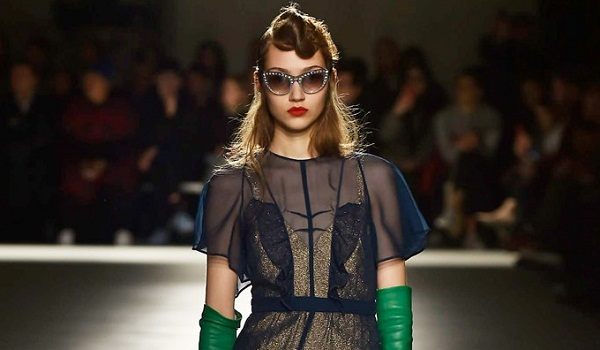 N°21 Fall Winter 2018 Runway Show Milan Fashion Week