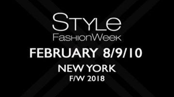 Style Fashion Week - NEW YORK FASHION WEEK SCHEDULE