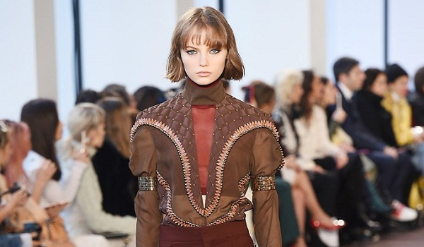 Chloé Fall Winter Womenswear Paris Fashion Week 2018