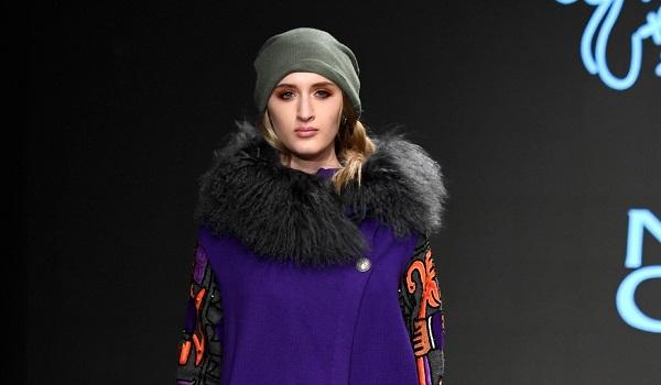 Nathalia Gavira LAFW FW/18 Powered by Art Hearts Fashion