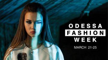 Odessa Fashion Week FW 2018-19 Schedule