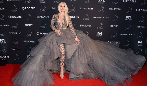 Celine Dion, Aldo Bensadoun and Nadja Swarovski are Honoured at the 5th Annual Awards Gala