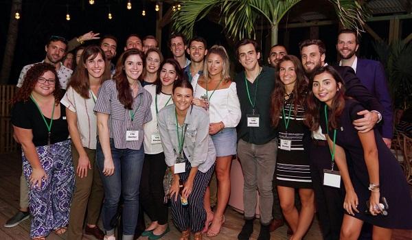 The Underline's YPO Hosts Underline Social at Casa Florida on Thursday