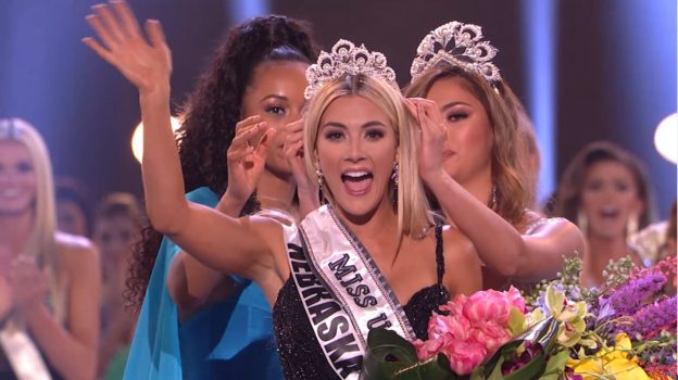 Miss USA Crowning