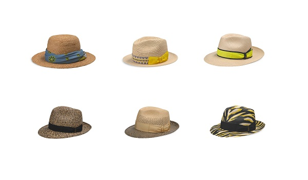 Borsalino Spring-Summer 2019 Collection