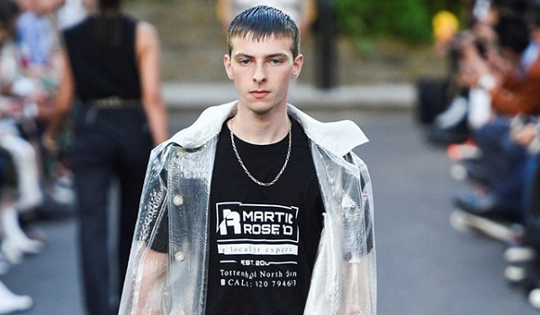 Martine Rose Spring Summer 2019 Menswear London Fashion Week Mens