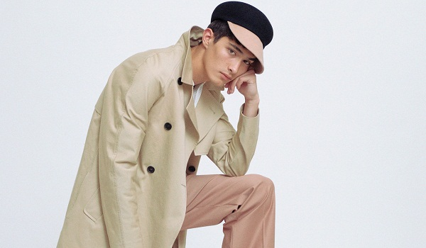 MARTIN GRANT MENS COLLECTION SS19