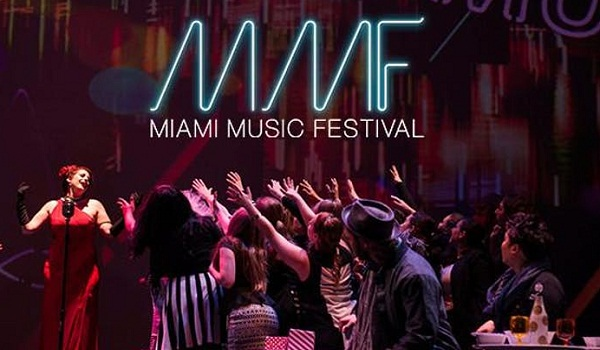 Miami Music Festival Announces Official 2018 Program Lineup