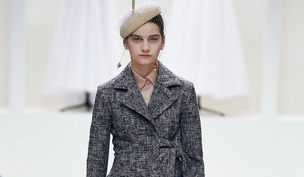 Christian Dior Fall Winter 2018 Couture