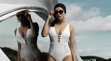 JETS SWIMWEAR SHOWCASES OPULENT ELEMENTS '09 COLLECTION