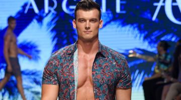 Argyle Grant at Miami Swim Week - Art Hearts Fashion SS2019