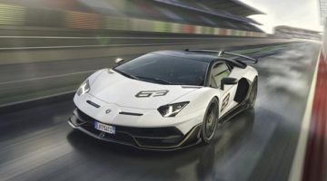 Lamborghini Aventador SVJ: The Pinnacle of Lamborghini V12 Super Sports Cars