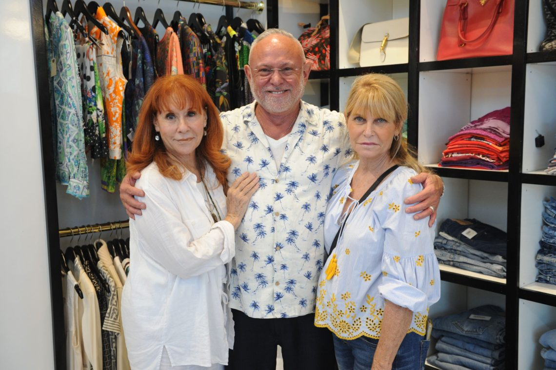 Barbara Sammeth, Peter Garcia, & Mary Meadows