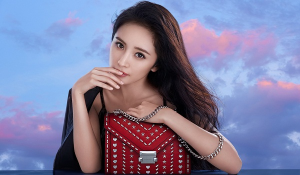 YANG MI LAUNCHES PRODUCT COLLABORATION WITH MICHAEL KORS AT SHANGHAI OPENING EVENT