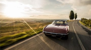 50 years of Lamborghini Espada and Islero celebrated with an Italian tour