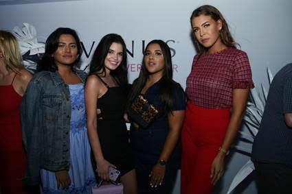 Afroza Khan, Stephanie Rodgers, Stephanie Cosmopolitan, & Aroon Duncanson