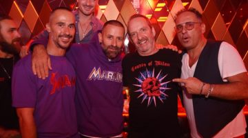 Designer Marcelo Burlon Celebrates Collection Launch at WALL Miami