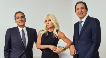 Michael Kors acquires Versace with Donatella to Remain