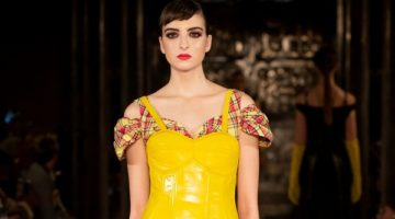 Malan Breton Spring Summer 2019 Collection - London Fashion Week