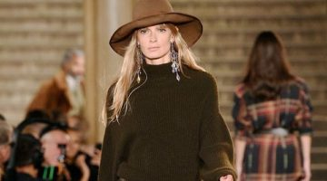 Ralph Lauren Fall Winter 2018 Womenswear