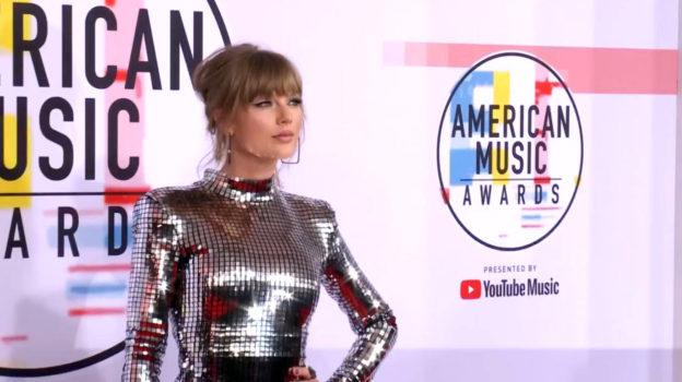 AMA's 2018 Red Carpet Arrivals