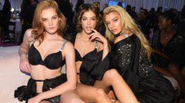 The Victoria's Secret Fashion Show - Pink Carpet & Backstage