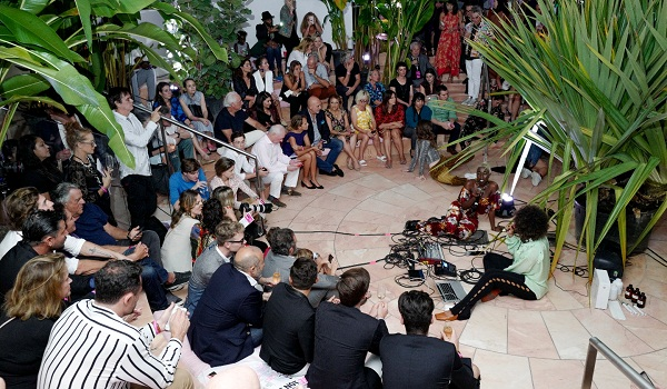 A Look at Last Night's Inaugural Faena Festival