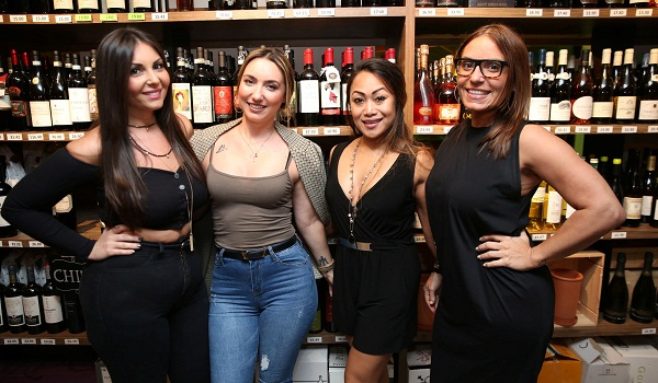 Bacco Celebrates Relaunch with VIP Night