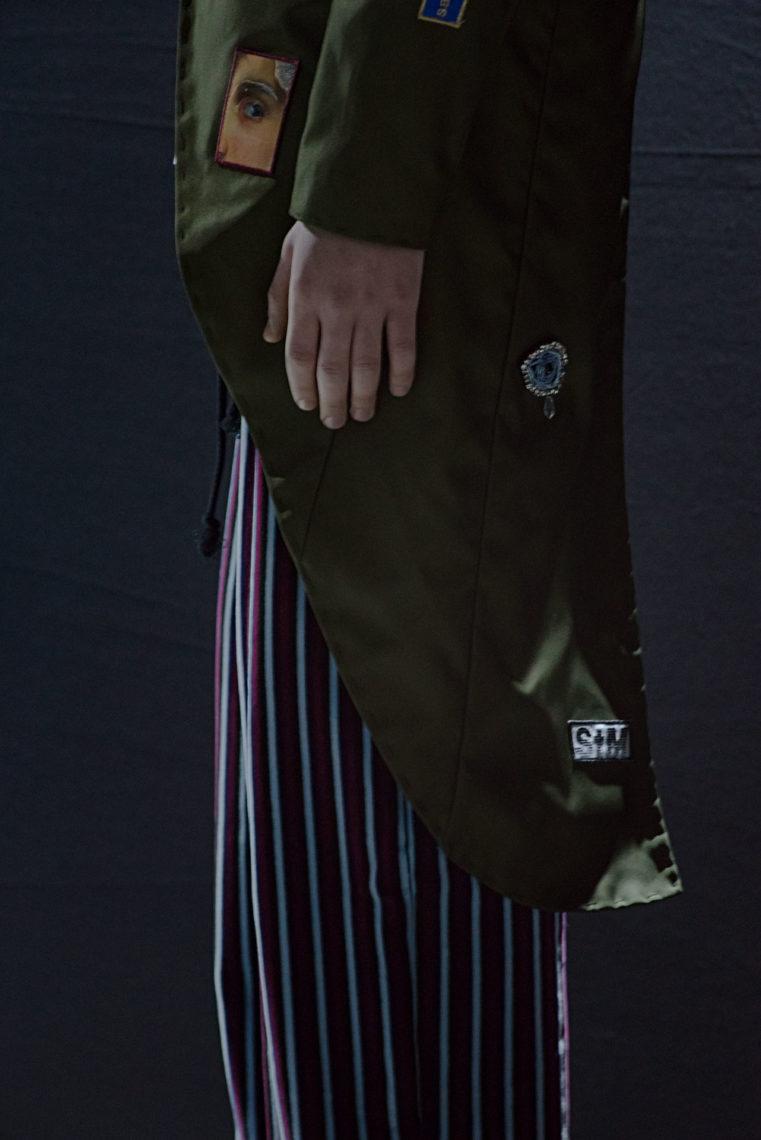 Saint Mariner Pants Detail