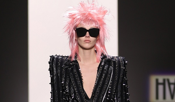 HAKAN AKKAYA'S GLAM ROCK COLLECTION NYFW