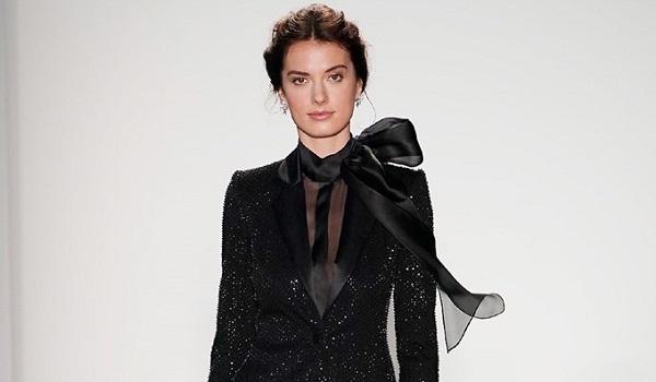 Pamella Roland Fall Winter 2019 Womenswear at New York Fashion Week