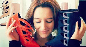 MEET THE EMERGING TALENT LUISA TRATZI