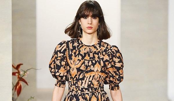 Nicole Miller Fall Winter 2019 Womenswear at New York Fashion Week