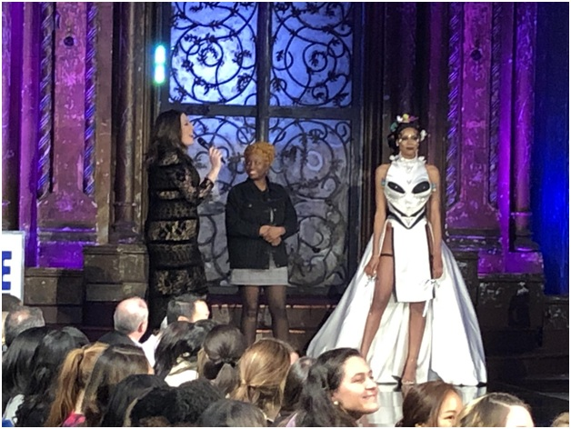 WE tv puts emerging designers on display in fashion show